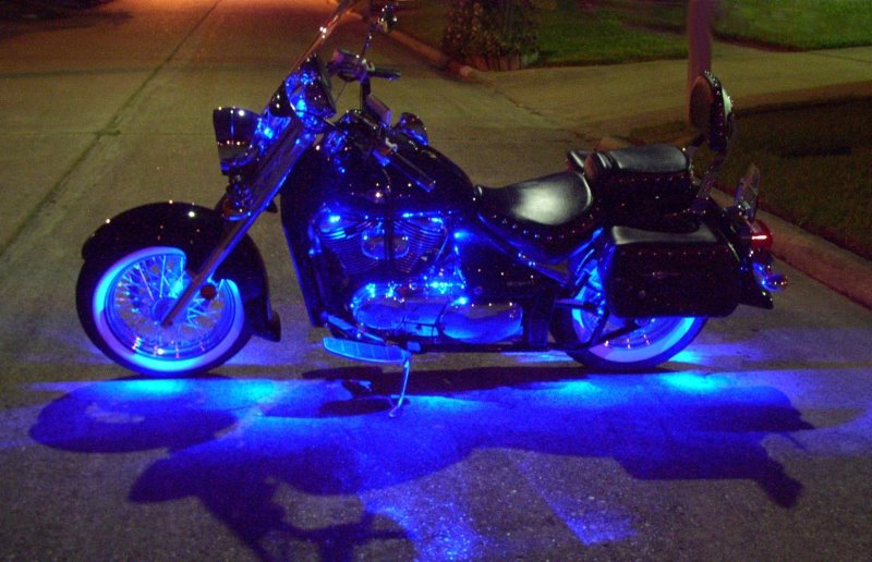 motorcycle led lighting kits what 39 s the best. Black Bedroom Furniture Sets. Home Design Ideas