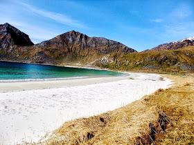 Vakre Hauklandstrand