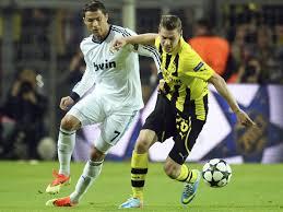 Ver Real Madrid vs. Borussia Dortmund Online Gratis 30 de Abril (2013)