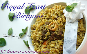 Royal Feast - Biriyani