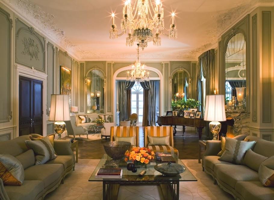 Luxury Life Design Mayfair Residence