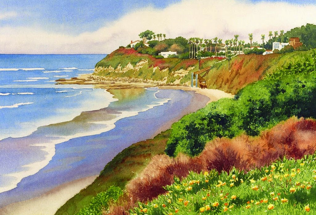 pinturas-paisajes-en-acuarelas