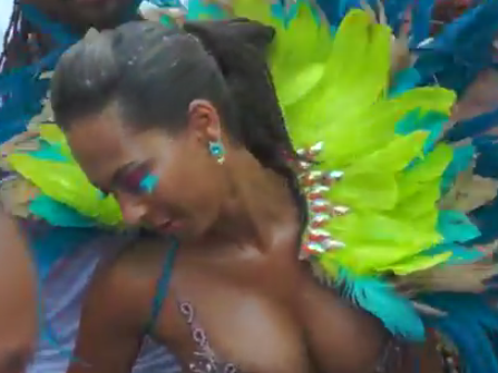 Jamaica Carnival 2013 (VIDEO)