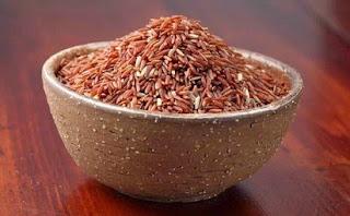 cara memasak beras merah,untuk kecantikan,tubuh kita,diabetes,cara memasak beras merah untuk diet,untuk fitnes,kalori beras merah,kegunaan beras merah,