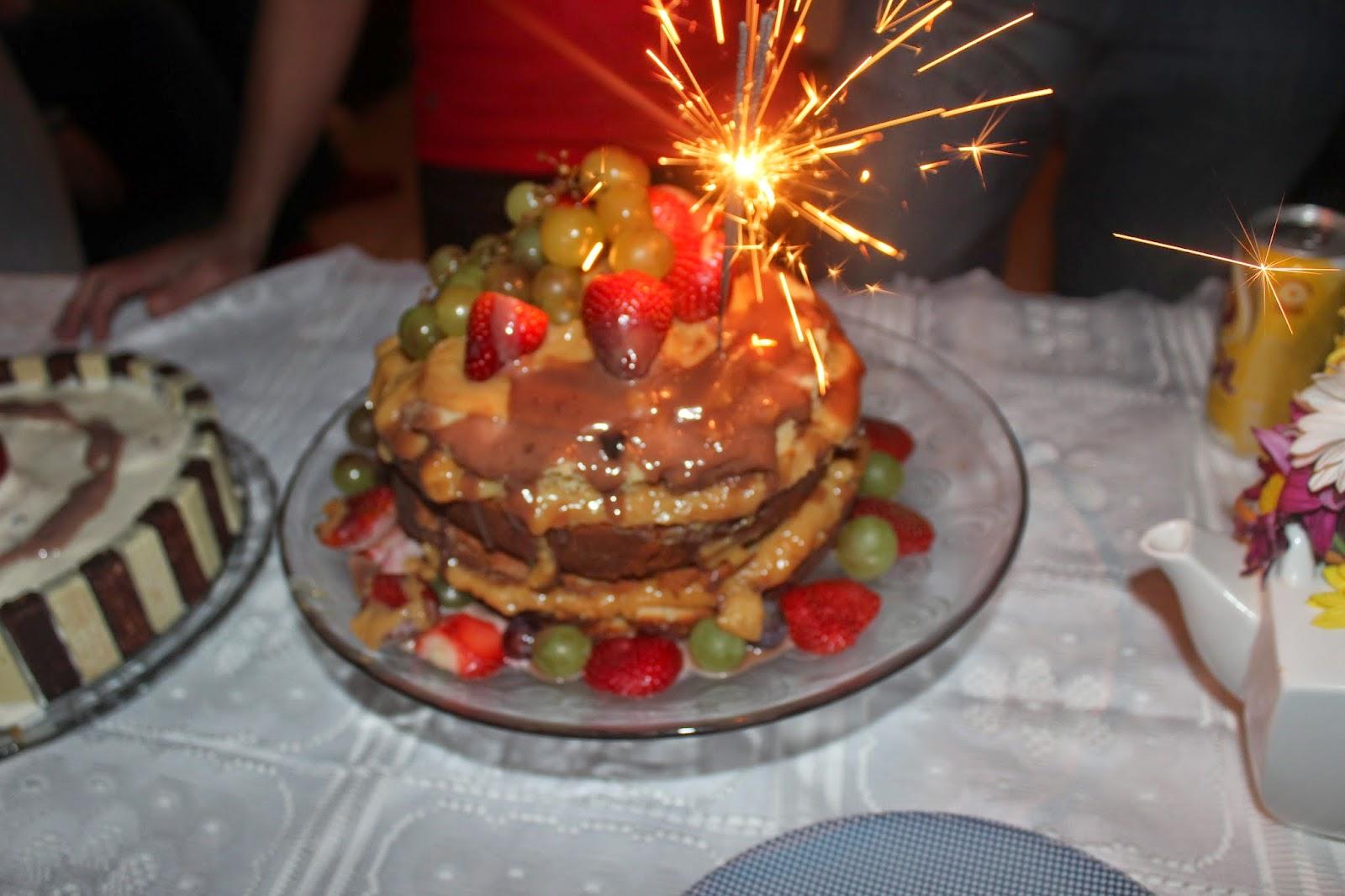 Naked cakek - bolo pelado - bolo sem cobertura