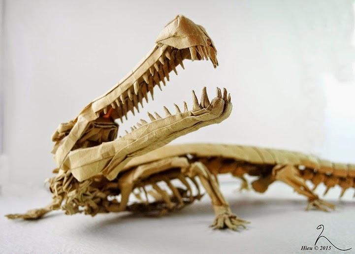 origami-models-of-prehistoric-creatures-1