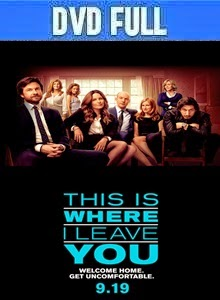 This Is Where I Leave You DVD Full Español Latino 2014