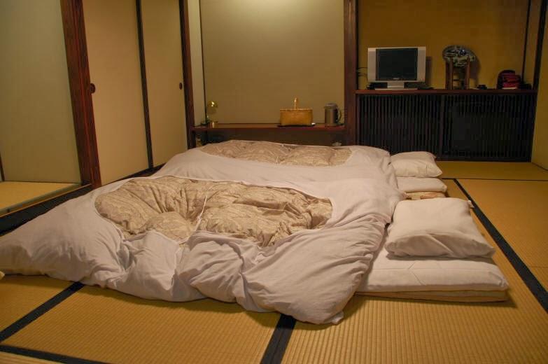 Costumes cotidianos dos japoneses animefanzines - Comprar futon japones ...
