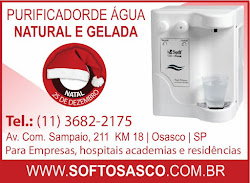 Purificador Soft Osasco