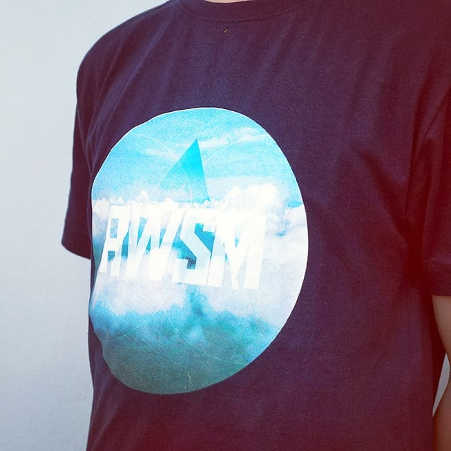 NEW AWSM CLOUDY TSHIRT FROM THEAWSMPROJECT