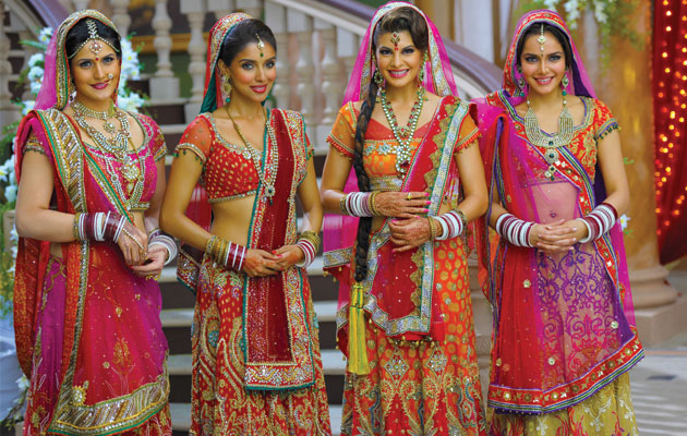 Curly Fries BOLLYWOOD ISHTYLE Beautiful Brides In Housefull 2