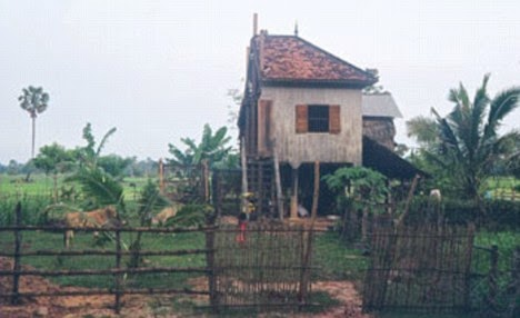 """The """"Sawn House During Divorce"""" House"""