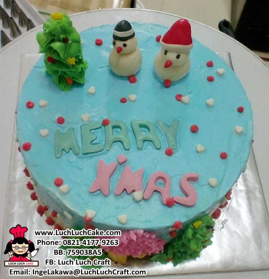 Kue Tart Natal Daerah Surabaya dan Sidoarjo