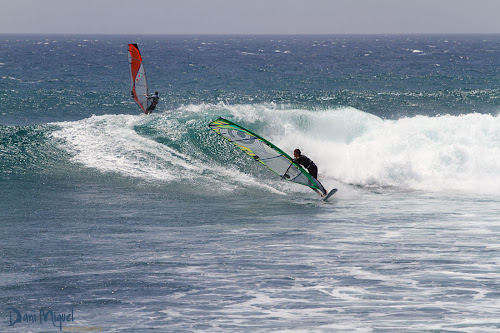 Jose Romero windsurf