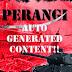 Tutorial Cara Mencegah Blog Kita Menjadi Korban AGC