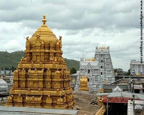 Tirumala tirupathi temple in india