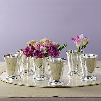Entertaining - Ross Simons Mint Julep Cups