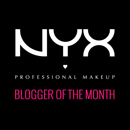 June 2014 NYX Blogger Of The Month!