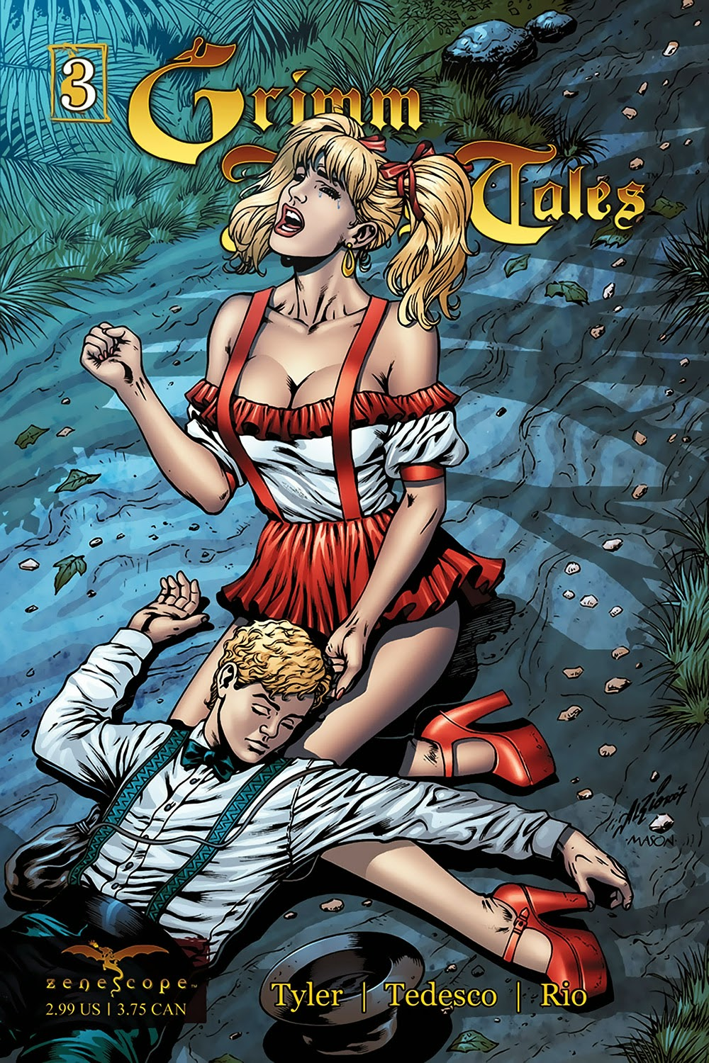 Uncategorized Online Fairy Tales grimm fairy tales viewcomic reading comics online for free part 7 003 2005