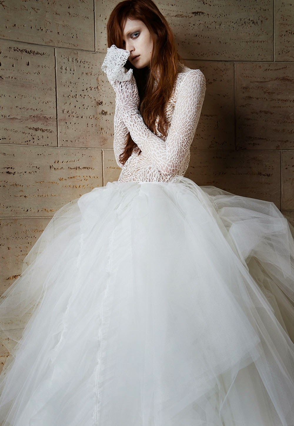 Vera wang spring 2015 wedding dresses world of bridal for Vera wang wedding dress used