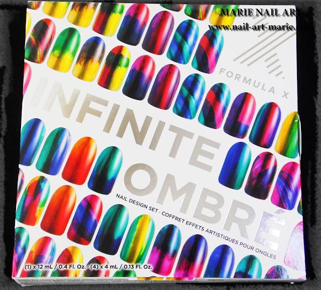Kit Infinite Ombré de FormulaX1
