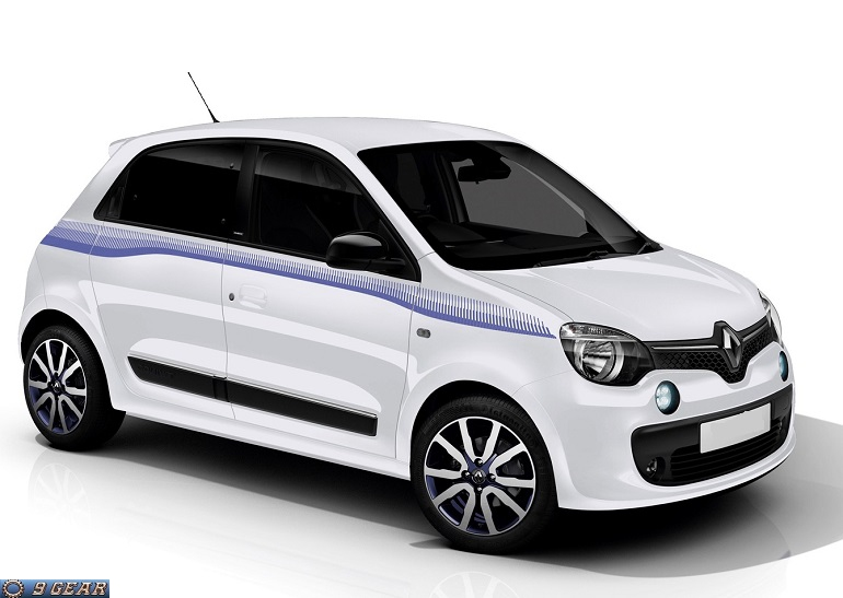 renault twingo edc and cosmic special edition unveiled car reviews new car pictures for 2018. Black Bedroom Furniture Sets. Home Design Ideas