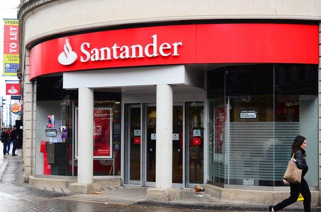 Cartão Santander vivo