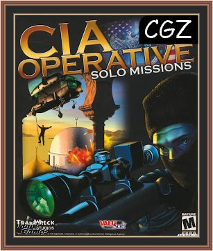 Download PC Games CIA Operative: Solo Mission Full Rip