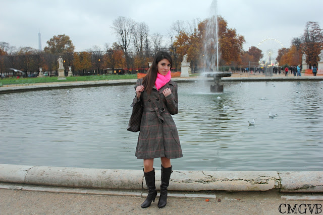 diana dazzling,fashion blogger, fashion blog, cmgvb,como me gusta vivir bien,dazzling,jardin des Tuileries,Paris,principe de Galles, prince of galles,Louis Vuitton,outfit,autumn,hojas secas, dry leaves