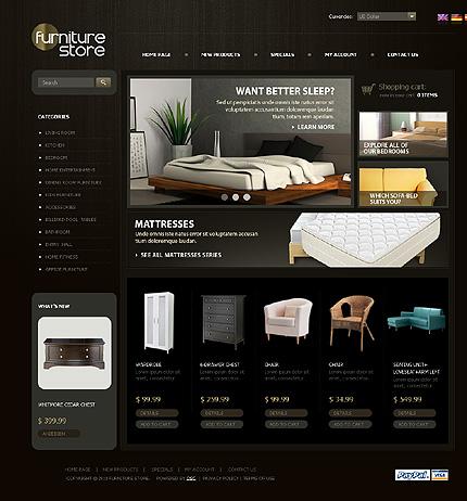 oscommerce website template