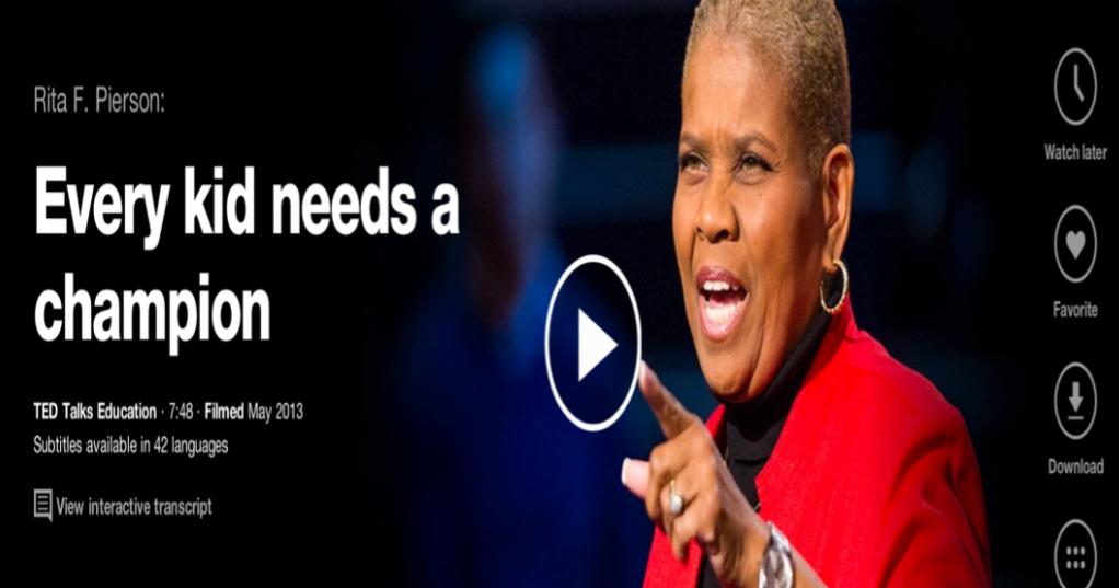 8 TED Talks from Inspiring Teachers