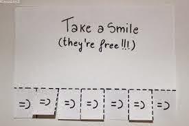 Візьми посмішку!