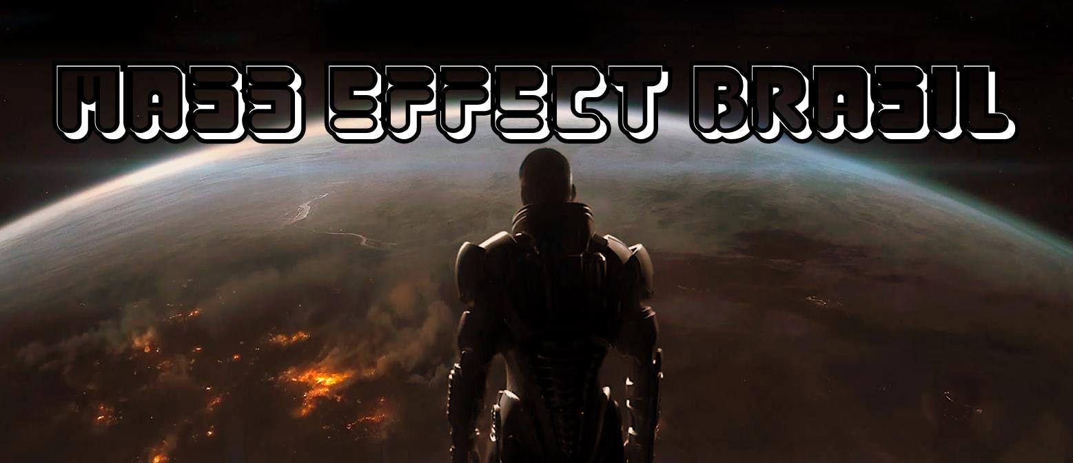 Mass Effect Brasil