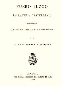 Fuero Juzgo en latín y castellano (1815)