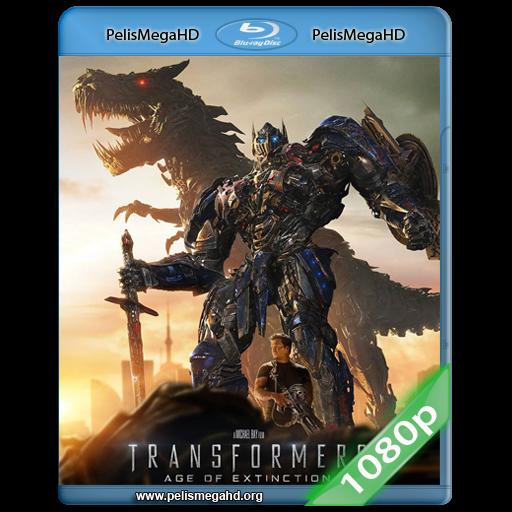 TRANSFORMERS: LA ERA DE LA EXTINCIÓN (2014) FULL 1080P HD MKV ESPAÑOL LATINO