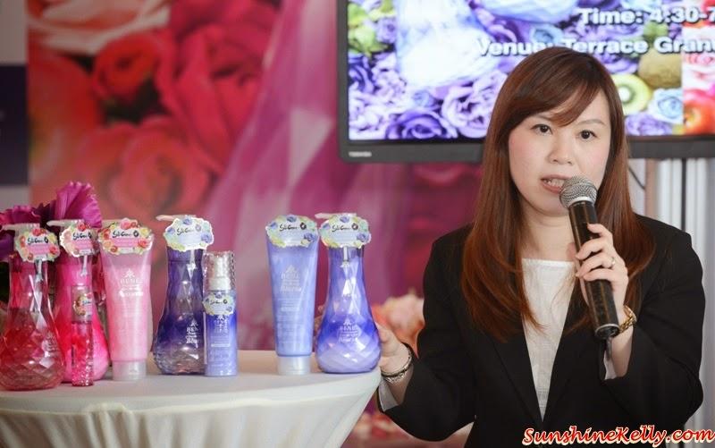 Bene Premium Bluria, Bene Premium Rougeria, MoltoBene in Malaysia, MoltoBene, Hair Care, Japan Hair Product, zebra square, angel to, moltobene inc