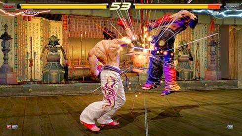 Tekken 6 PSP Game Free Download