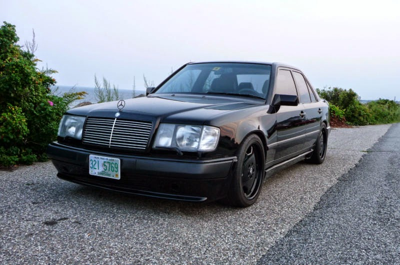 Mercedes w124 300e 5 6 32 amg hammer benztuning for Mercedes benz w124 amg