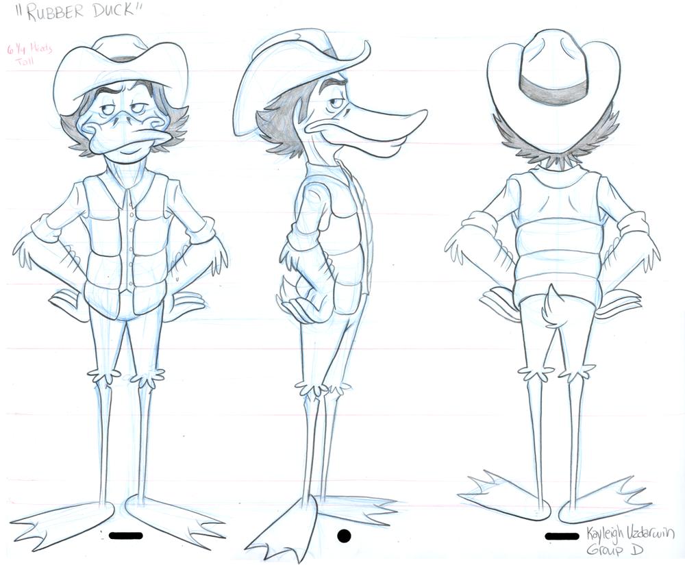 Sheridan College Character Design : K lee s sheridan art muzzle and beak character designs