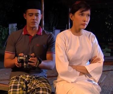 Zul Ariffin dan Nasha Aziz Gosip Artis Bercinta