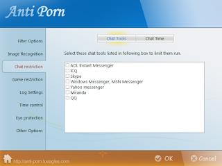 instant messages blocks