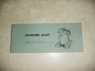 Gasoline Alley reprint