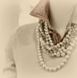 {and wear} pearls