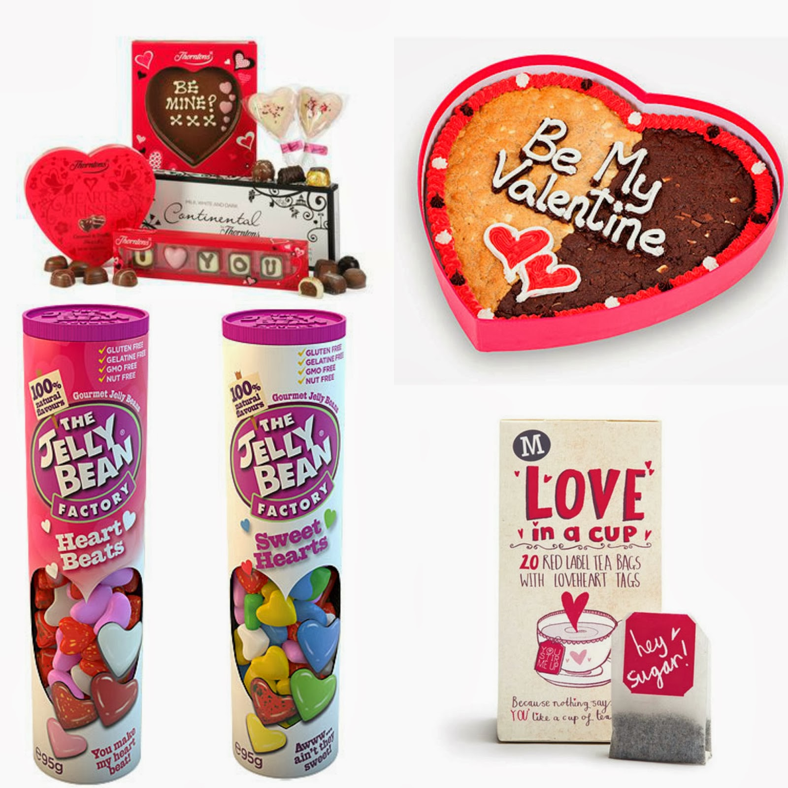 Thorntons I Love You Valentines Gift Collection - £15.00