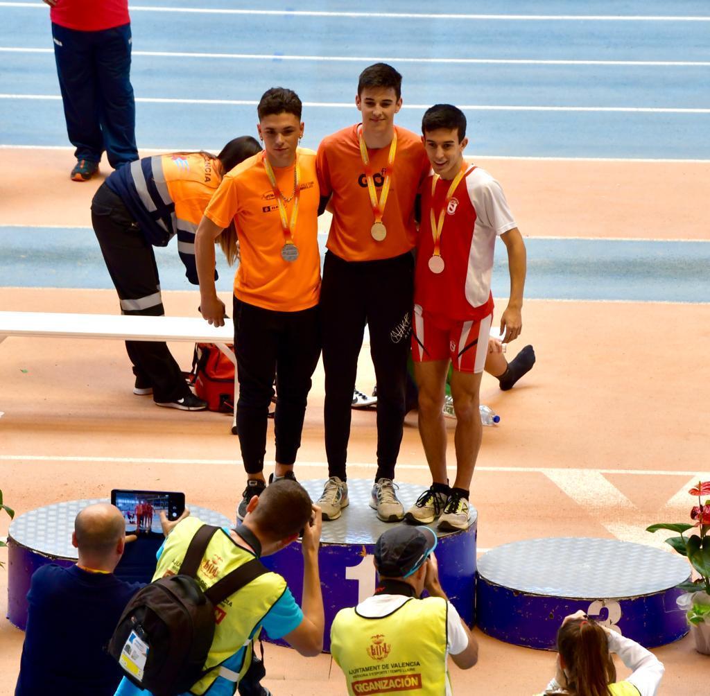 Bronze en el Campionat d'Espanya Sub18 2019