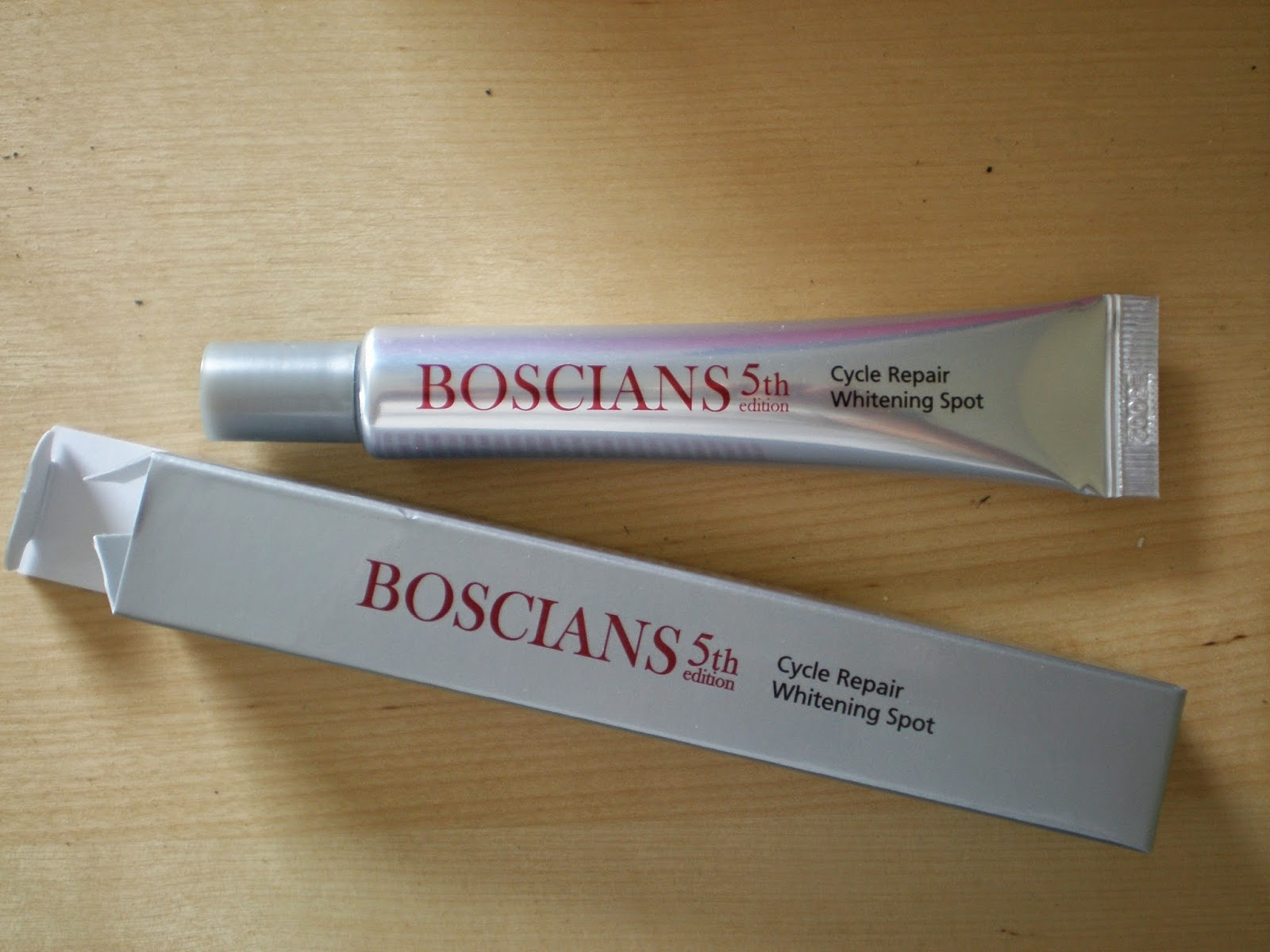 BOSCIANS Cycle Repair Whitening Spot