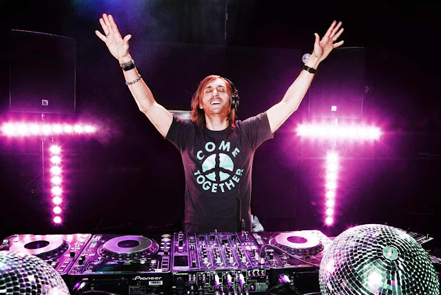 David Guetta Dj Mix 195 House