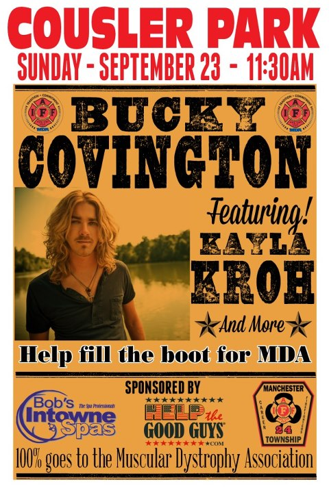 Buckymania a bucky covington fan blog september 2012 very quick news bucky covingtons good guys gets rave reviews publicscrutiny Gallery
