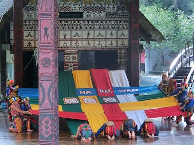 Naruwan Taiwanese Aboriginal Culture Village Dance Show