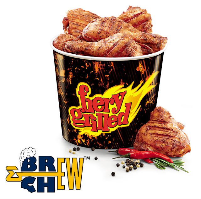 KFC India Fiery Grilled